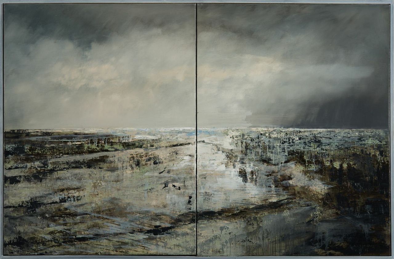 La-grande-baie-2013-huile-s-toile-130-x-220cm