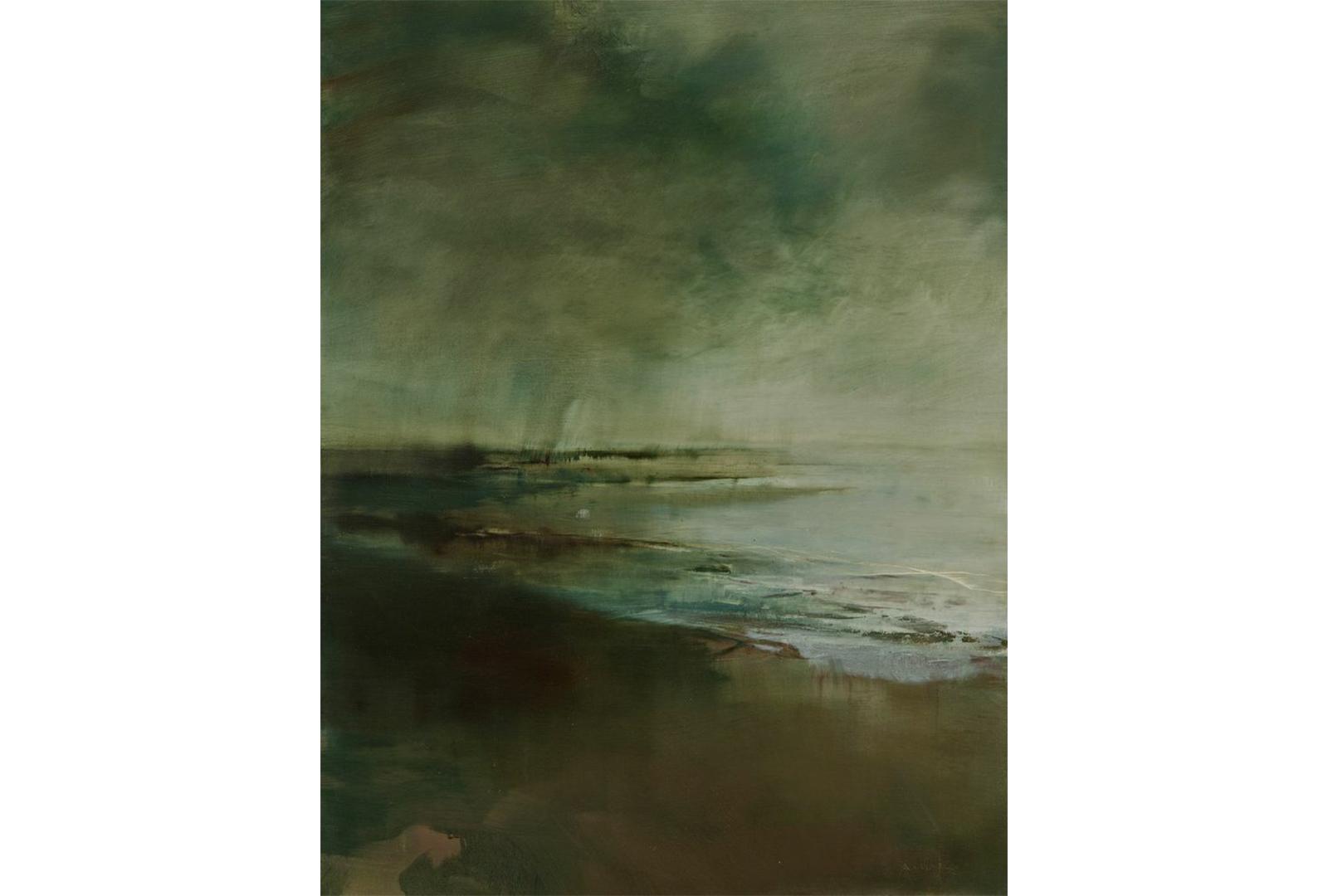 La-pluie-2014-huile-s-toile-130x110cm-