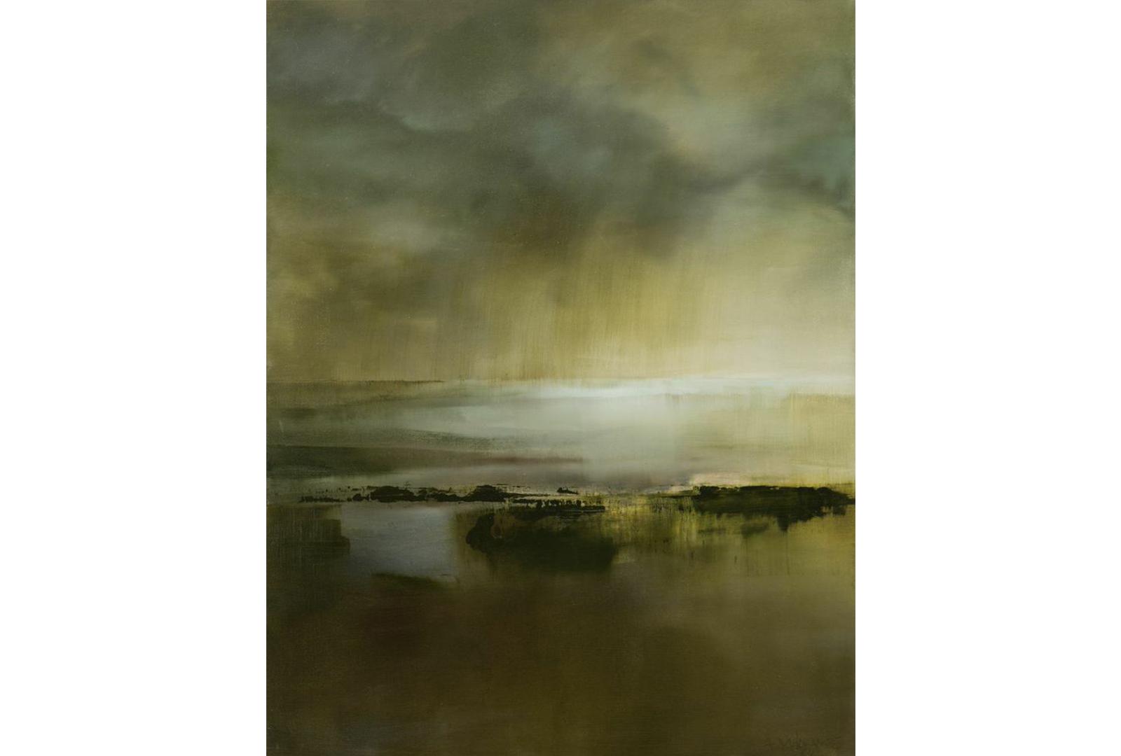 Pluviale-2014-huile-s-toile130x110cm